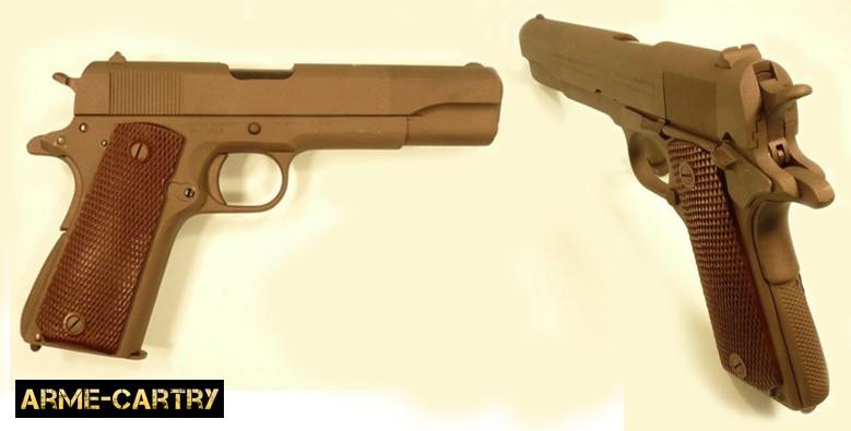 Colt 45 - Arme de catégorie B