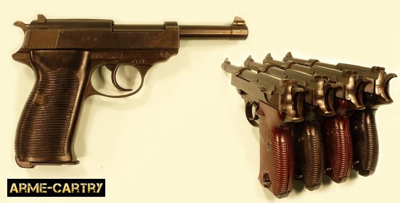Pistolet P38