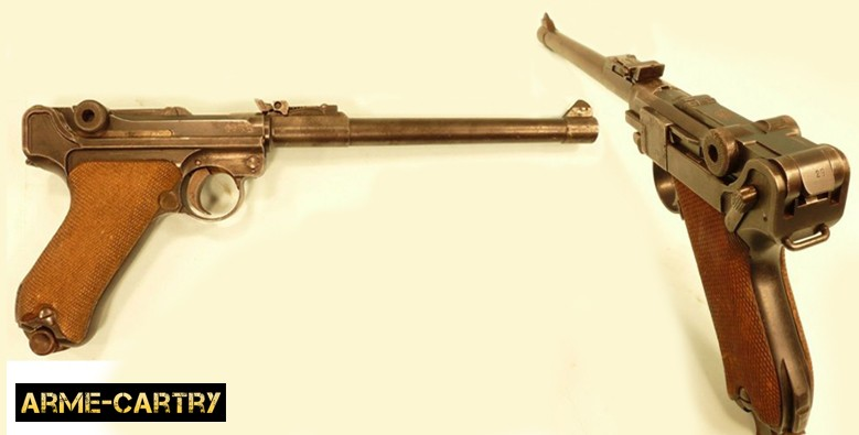 Luger Artillerie DWM