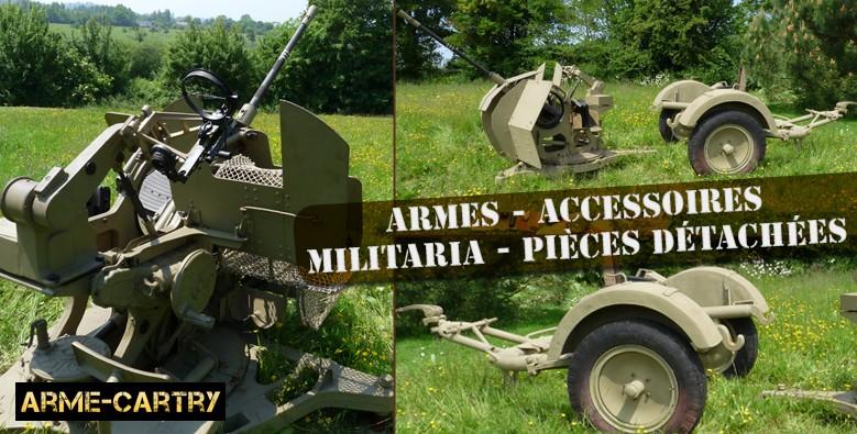 Flak 38 et accessoires